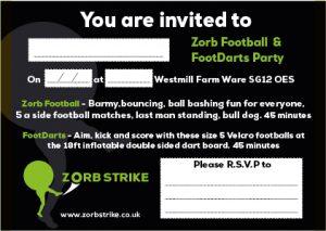 Zorb Strike Invitations footpool and footdarts-01